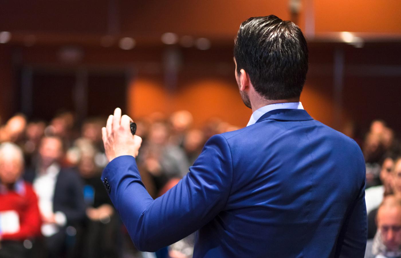 Эффективные публичные выступления и презентации