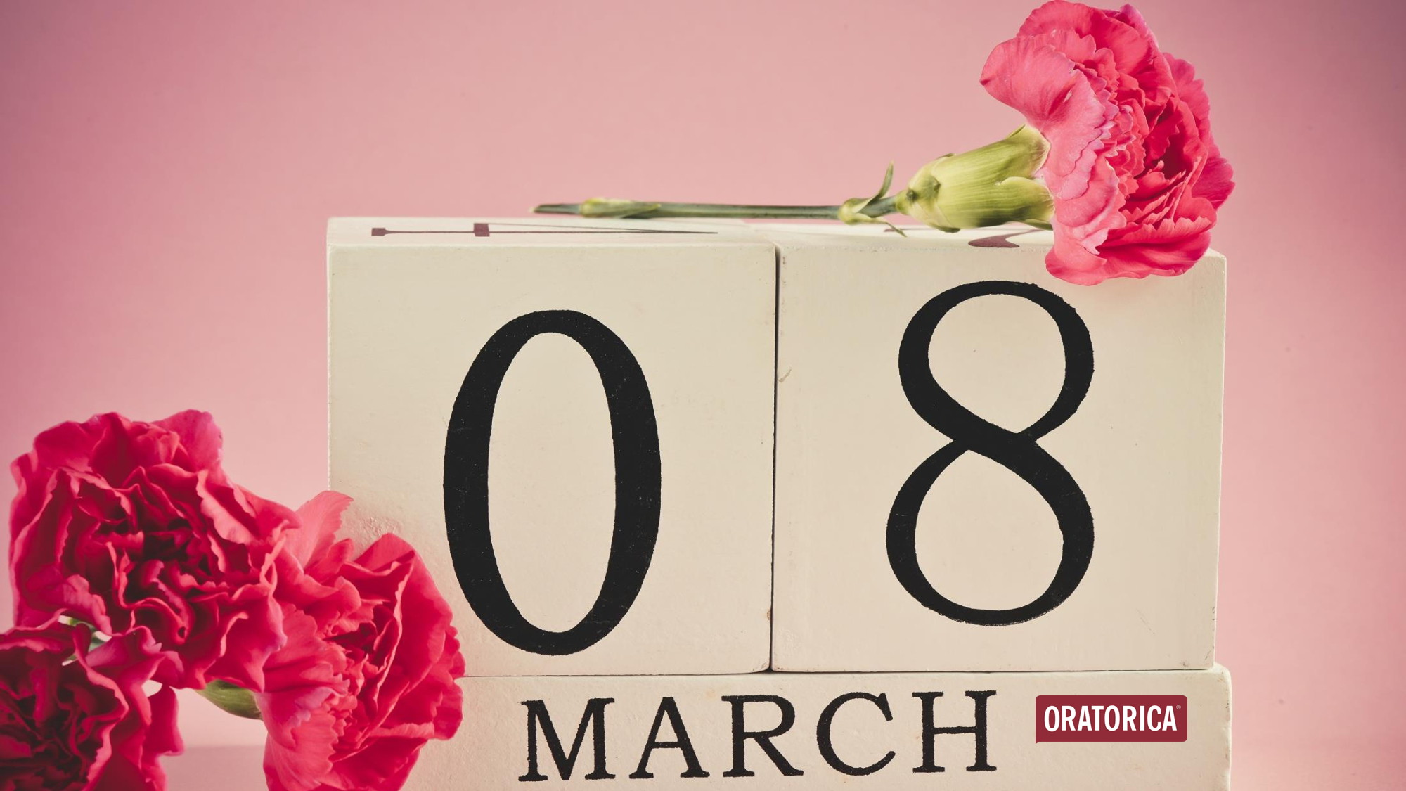 8 марта! Мы дарим скидки!